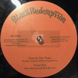 """Black Redemption-10""""-Now Is..."""