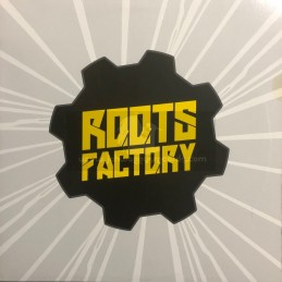 """Roots Factory-12""""-Be Change..."""