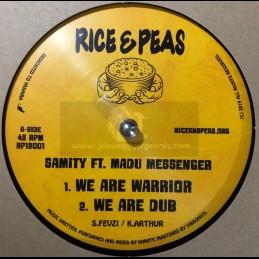 """Rice & Peas Records-12""""-We..."""