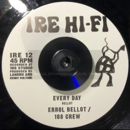 """Ire Hi-Fi-7""""-Every Day /..."""
