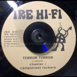 "Ire Hi-Fi-7""-Terror Terror..."