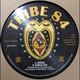 """Tribe 84 Records-12""""-Bongo..."""