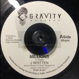 "Gravity Records-7""-Millions..."