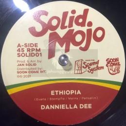"Solid Mojo-7""-Ethiopia /..."