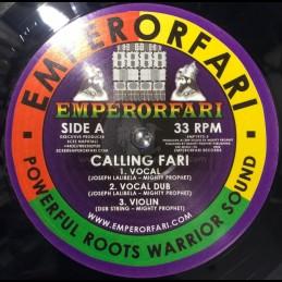 "Emperorfari-12""-Calling..."