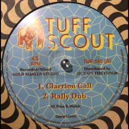 """Tuff Scout-10""""-Clarion Call..."""