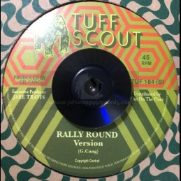 """Tuff Scout-7""""-Round And..."""