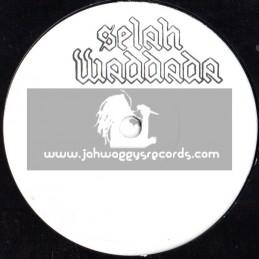 "Selah Waddada-7""-Stamped White Lable"