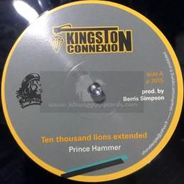 "Kingston Connexion-12""-Ten..."