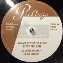 """Peckings-12""""-Make It With..."""