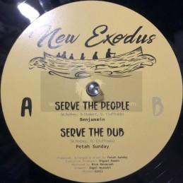 """New Exodus-12""""-Serve The..."""