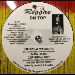"Reggae On Top-12""-Spiritual..."