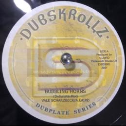 "Dubskrollz-10""-Dubplate-Bub..."