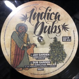 "Indica Dubs-10""-Jah Garden..."