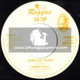 Reggae On Top-African News / Barry Issac (1999)