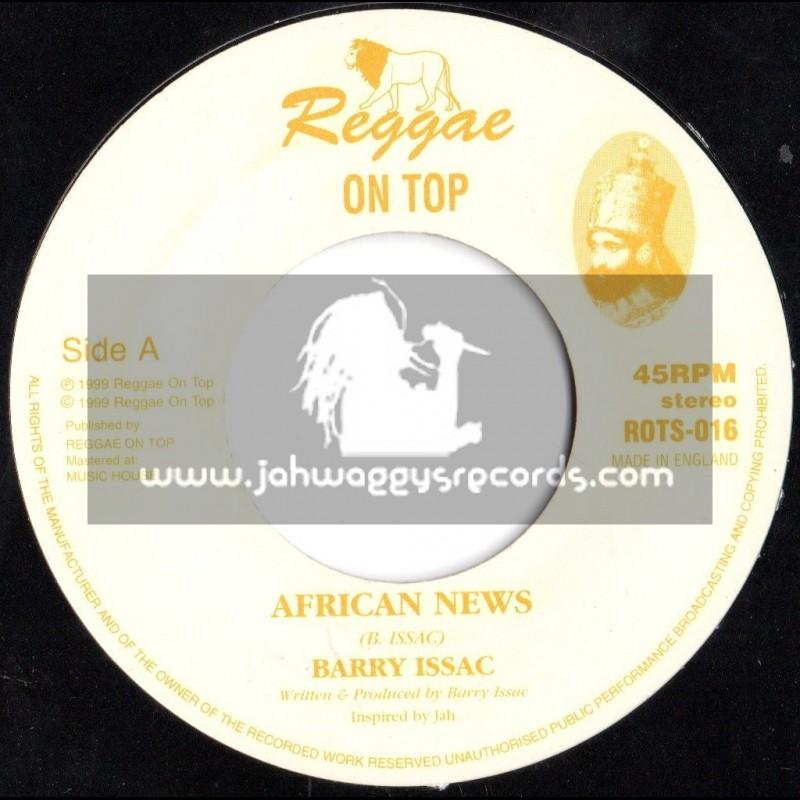 Reggae On Top-African News / Barry Issac (1999)
