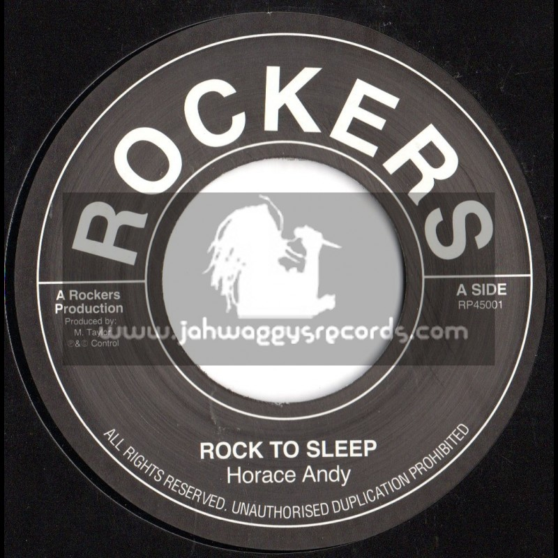 "Rockers-7""-Rock To Sleep / Horace Andy"