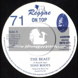 "Reggae On Top-7""-The Beast / Tony Roots"