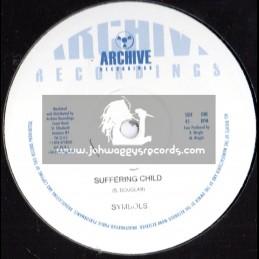 "Archive Recordings-12""-Suffering Child / The Symbols (Roots Radics)"