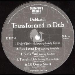 Sufferahs Choice-LP-Transformed In Dub-Dubkasm