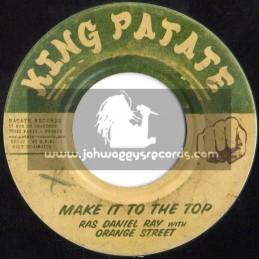 "KING PATATE-7""-MOVE IT UP/ORANGE STREET+MAKE IT TO THE TOP/RAS DANIEL RAY & ORANGE STREET"