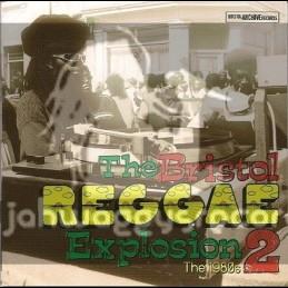The Bristol Reggae Explosion 2-LP-The 80 S / Bristol Archive Records