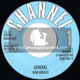 "Channel 1 -7""- General / Don Angelo"