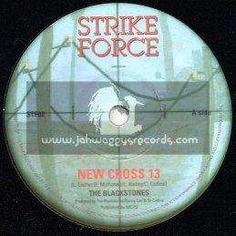 "Strike Force-7""-New Cross 13 / The Blackstones / Diggory Kenrick (Java)"