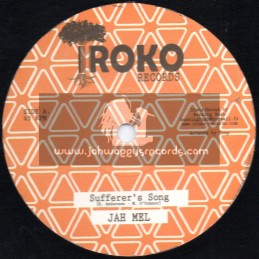 "Iroko Records-12""-Sufferers Song + Sinking Sand / Jah Mel"