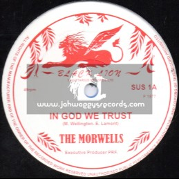 "Black Lion-12""-In God We Trust / The Morwells + Wonderfull World / Mike Brooks"