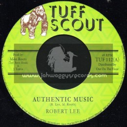 "Tuff Scout-7""-Authentic Music / Robert Lee"