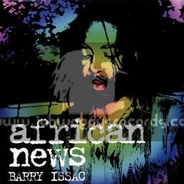 Reggae On Top-LP-African News / Barry Issac