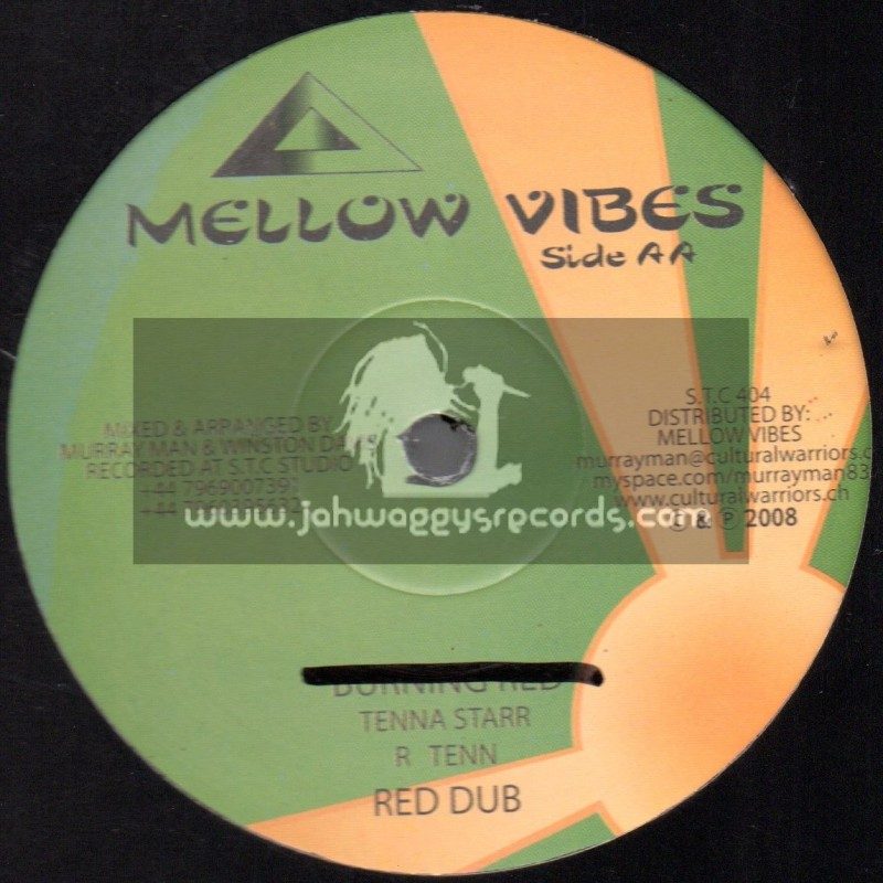 """Mellow Vibes-12""""-Rainbow Country + Fight & Problems / Murry Man"""