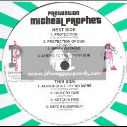 """Sip A Cup Showcase Vol-9-12""""-Protection / Micheal Prophet"""