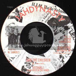 "Jahdynasty-7""-Save The Children / Keithus I"