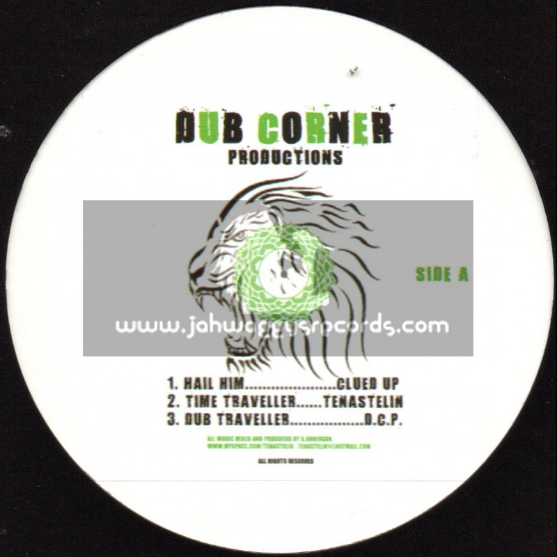 "Dub Corner Productions-10""-Time Traveller / Tena Stelin"