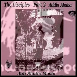 Jah Shaka Music-LP-Addis Ababa / The Disciples - Part 2