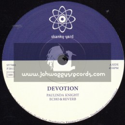 "Skanky Yard-7""-Devotion / Paulinda Knight"