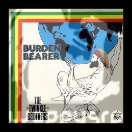 The Twinkle Brothers-LP-Burden Bearer / The Twinkle Brothers