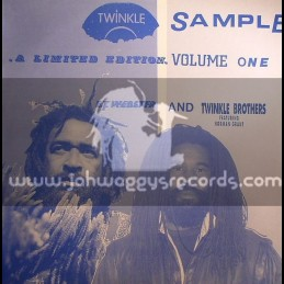 The Twinkle Brothers-LP-Sample Vol-1 / the twinkle Brothers & E.T. Webster (Limited Edition)