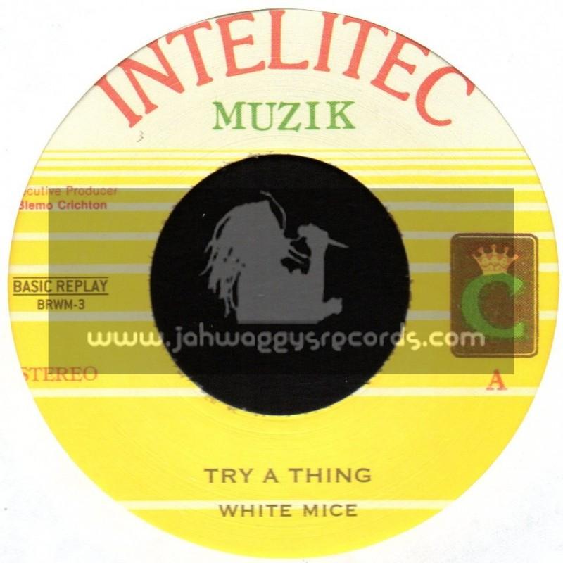 "INTELITEC MUZIK 7""-TRY A THING-WHITE MICE"