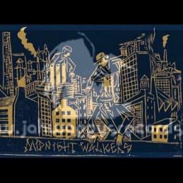 Stand High Patrol-LP-Midnight Walkers / Pupa Jim