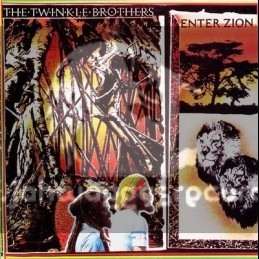 The Twinkle Brothers-LP-Enter Zion / The Twinkle Brothers