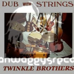 The Twinkle Brothers-LP-Dub With Strings / The Twinkle Brothers