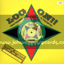 Log On Dub Chapter 1-LP-Martin Campbell & Hi-Tech Roots Dynamics