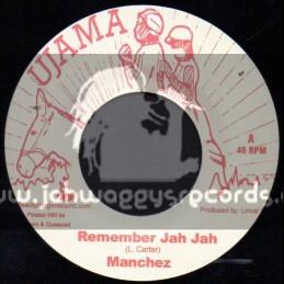"""Ujama-7""""-Remeber Jah Jah / Manchez"""