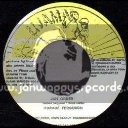"""Ujama-7""""-Jah Order / Horace Ferguson"""