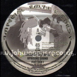 "Imperial Roots Records-7""-Seeking The Irator / Uprising Sounds Featuring Dan I"