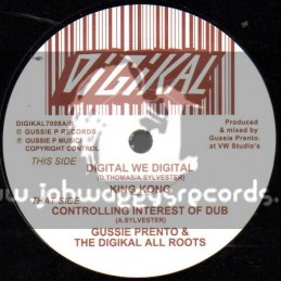 "Digikal-7""-Digital We Digital / King Kong"