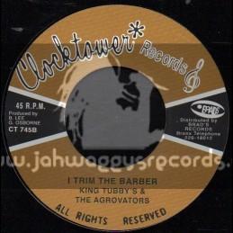 "Clock Tower Records-7""-Alibaba / Jackie Edwards"